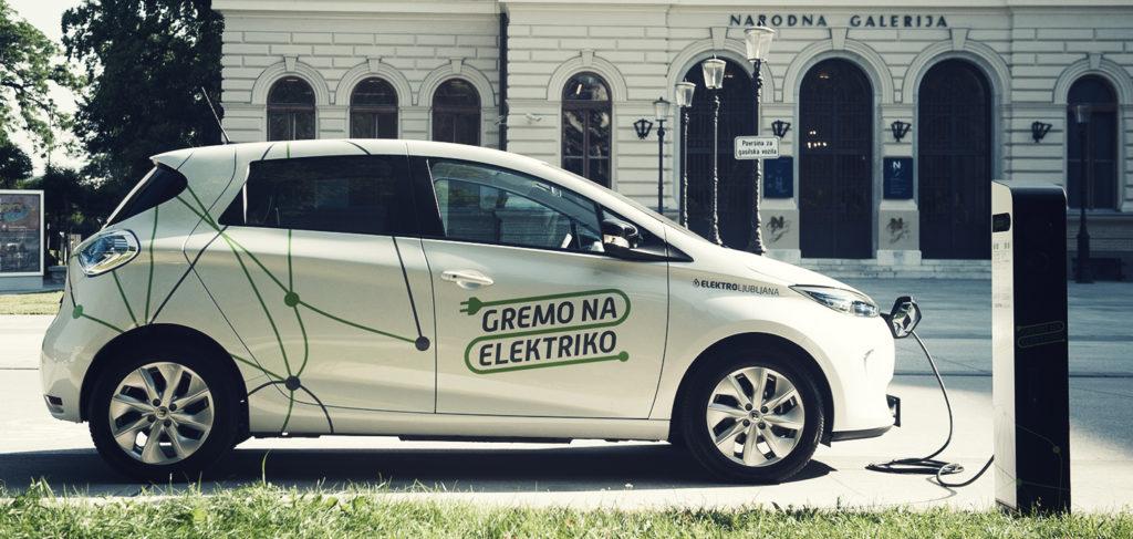 autovakantie auto elektrisch duurzaam slovenië ljubljana
