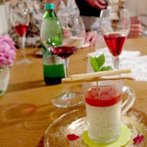 lekker eten en drinken in Majerija restaurant; bron Mijn Slovenie