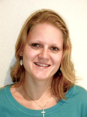 Janine van Zoest, klantenservice en communicatie-assistent voor Mijn Slovenië