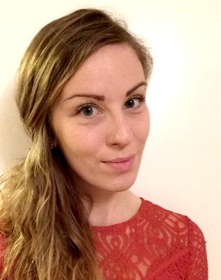 Maja Maze, redacteur en communicatie-assistent voor Mijn Slovenië