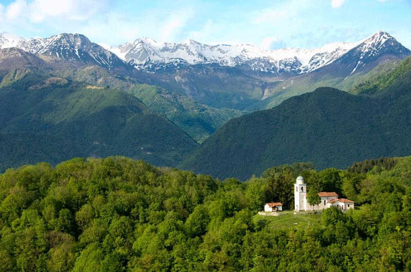 mengore, pad van de vrede, bron Leonardo Olmi, MijnSlovenie
