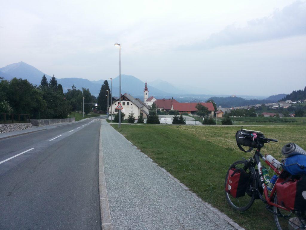 EVAdinarica project, fietstochten, bron EVAdinarica Project, MijnSlovenie