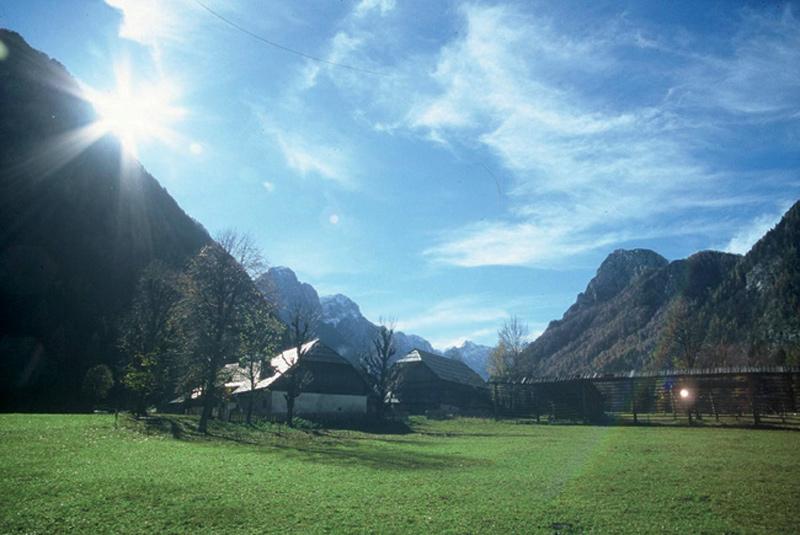 kranjska gora, naar kroatie, bron MijnSlovenie