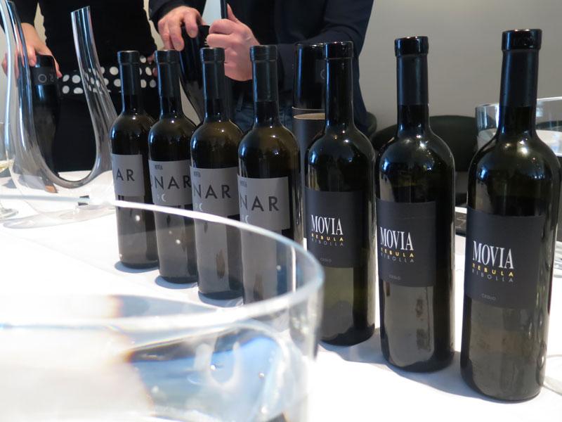 Movia, wijnproeverij, bron MijnSlovenie