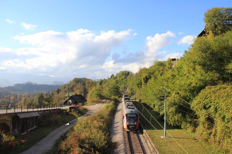 radovljica trein, bron J. van Zoest, Mijnslovenie