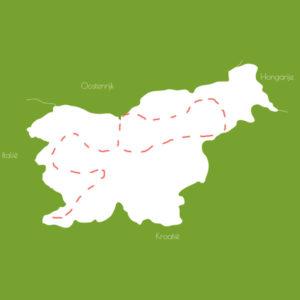 reisplan op maat Mijn Slovenië