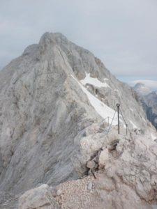 Triglav ridge, bron J. Zoest, MijnSlovenie