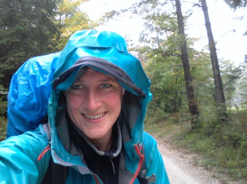 regenachtig, onderweg, EvaDinarica