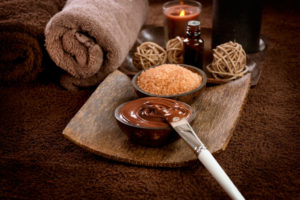 chocolademassage, terme olimia