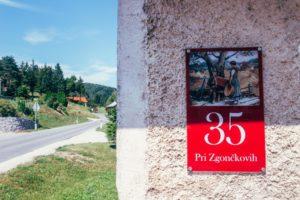 huisnummer, Selscek