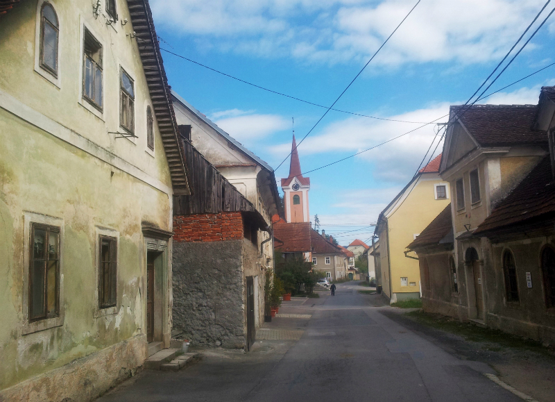 village, eva dinarica, mijn slovenie