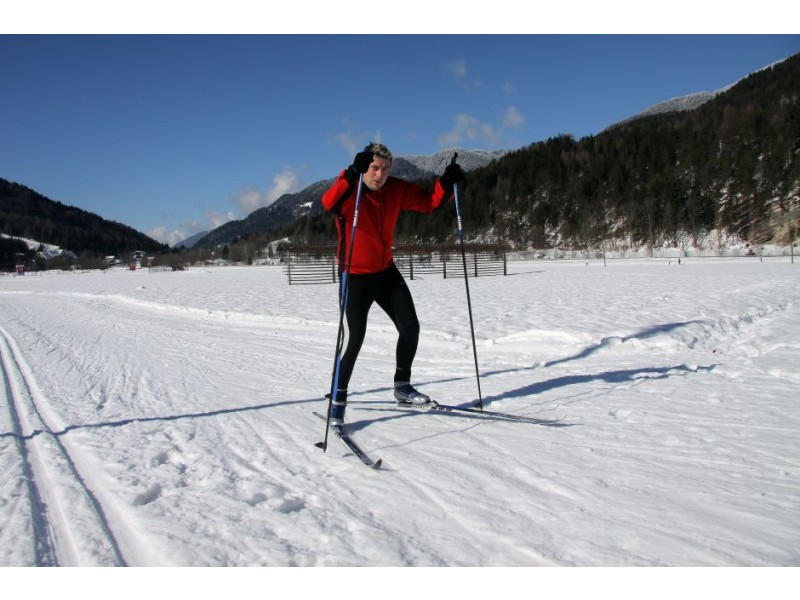 cross country skiing, kranjska gora, mijn slovenie