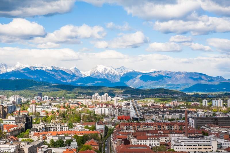 kasteel, ljubljana