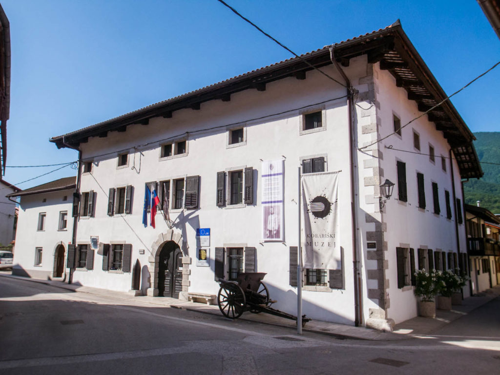 kobarid eerste wereldoorlog soca museum