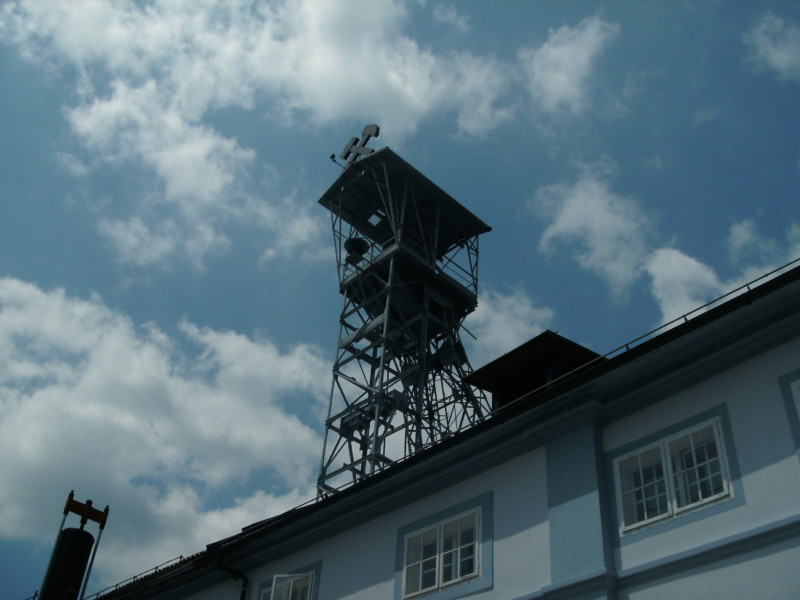 Franciska shaft Idrija
