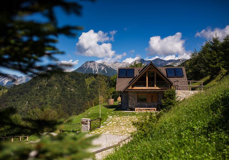 villa in Julische Alpen