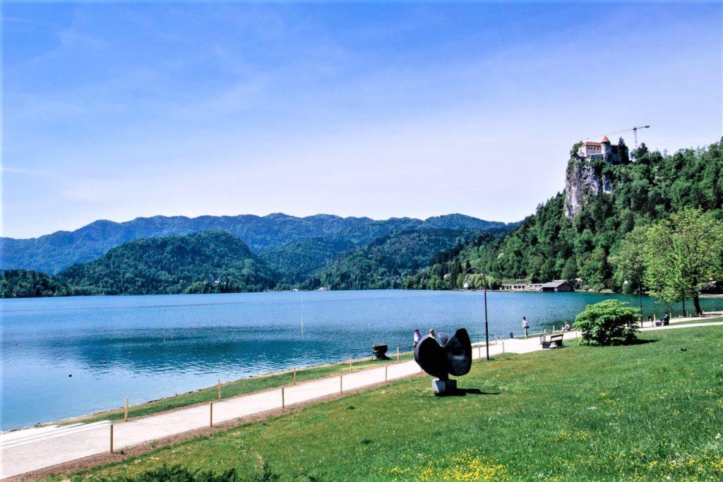 fiestvakantie Slovenie west bij Bled