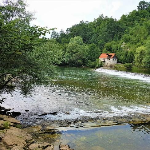 Kolpa Regio Zuid Slovenie M