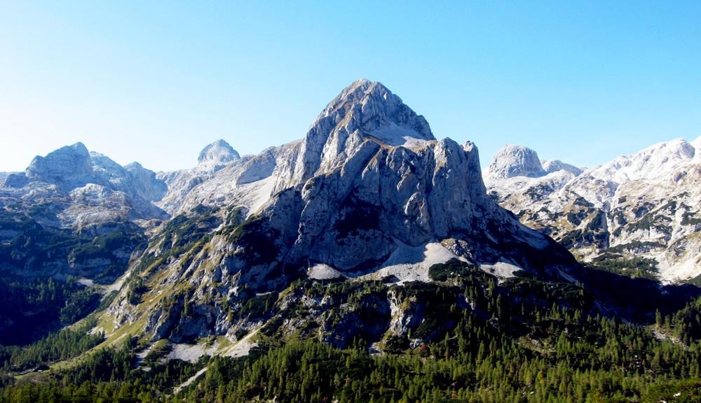 Triglav wandelvakantie Slovenie