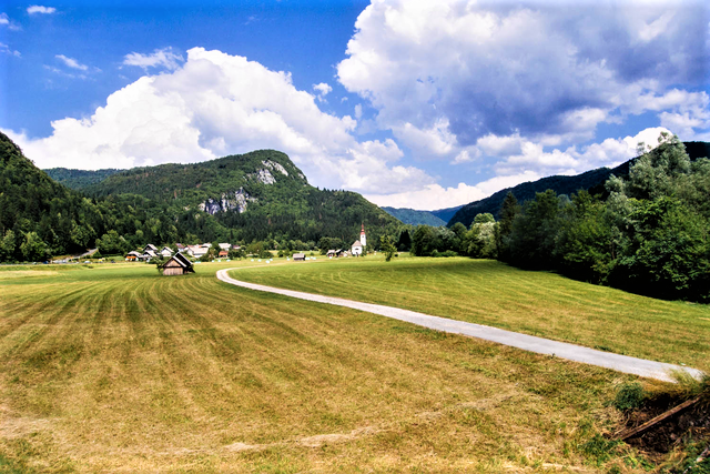 fiestvakantie Slovenie west bij Bohinj