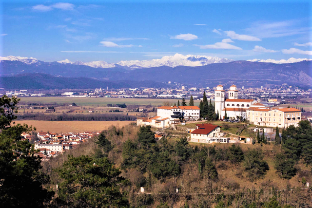 fiestvakantie Slovenie west in Vipava vallei