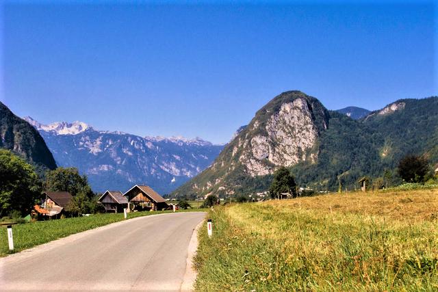 fiestvakantie Slovenie west bij Bohinj vallei