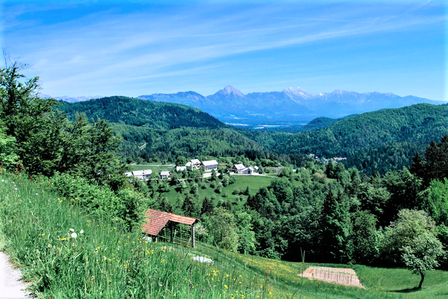 fiestvakantie Slovenie west in Julische Alpen