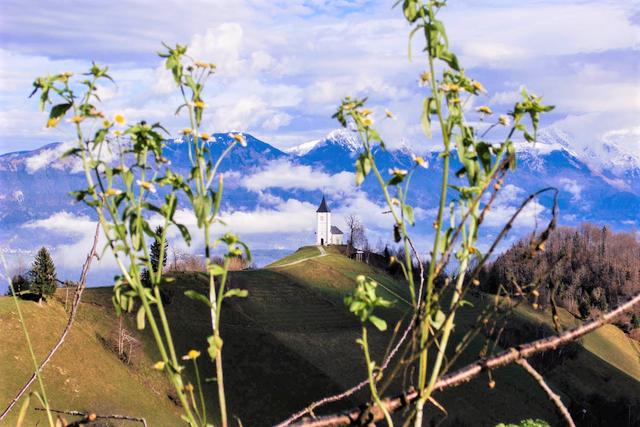 fiestvakantie Slovenie west bij Radovljica