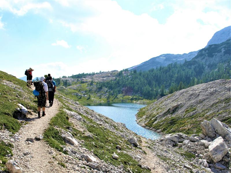 hike Triglav nationaal park van Mijn Slovenie