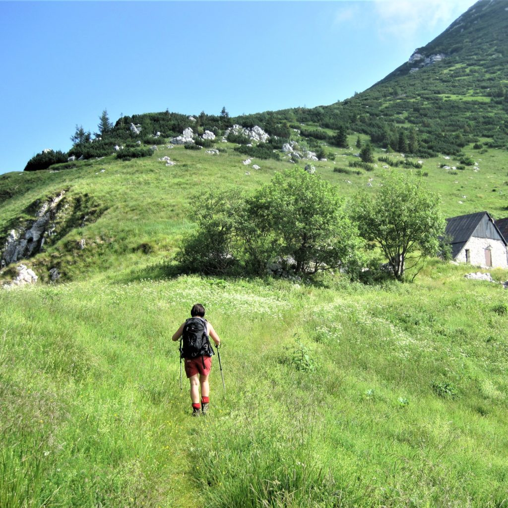 wandelvakantie Slovenie met MijnSlovenie