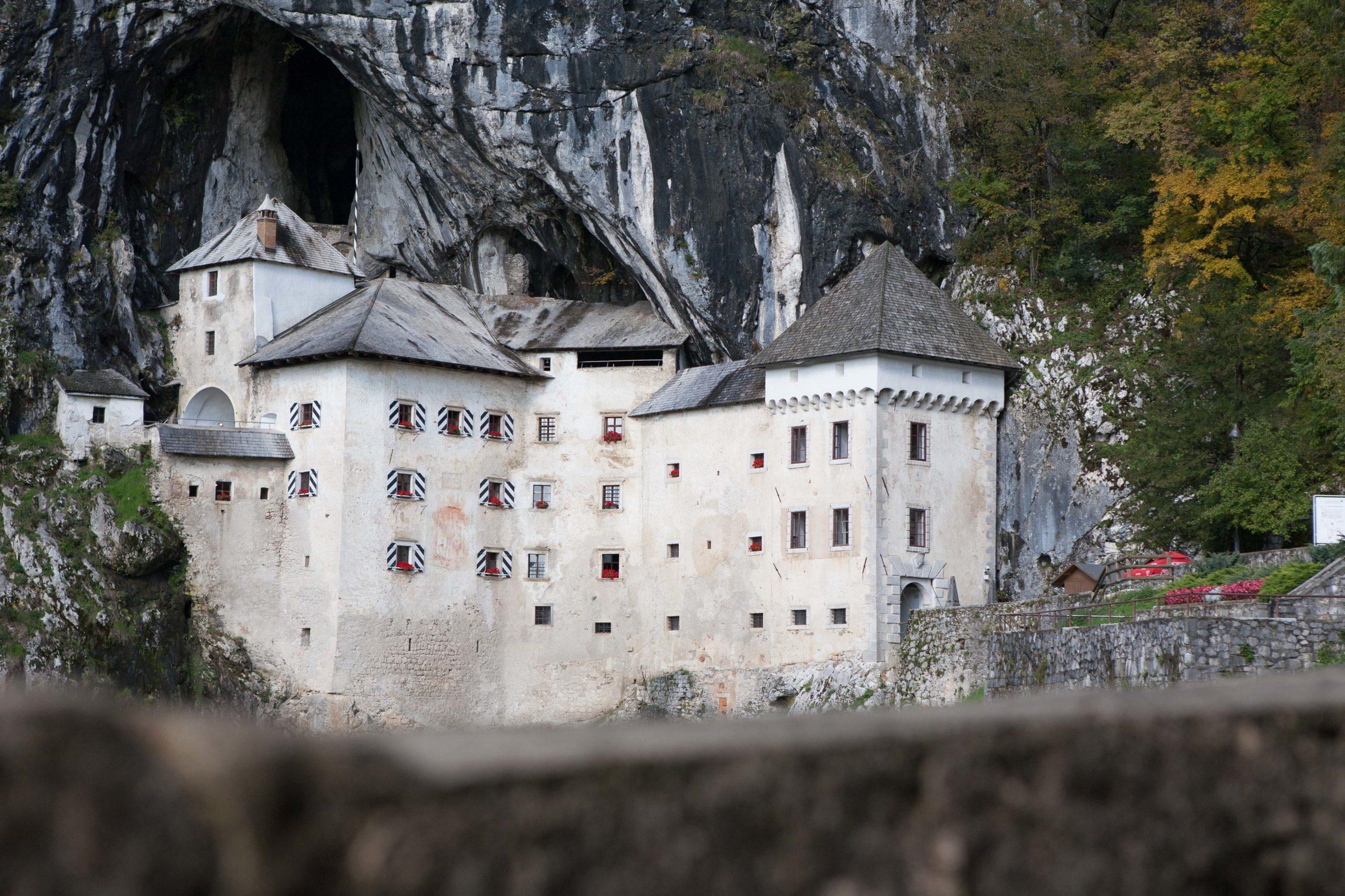 Prejama kasteel, Slovenie