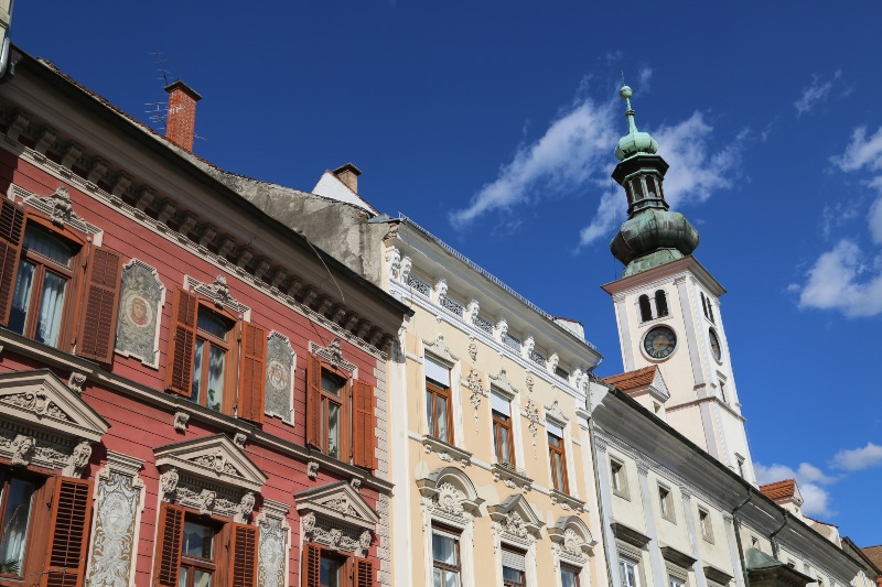 Maribor stad Slovenie
