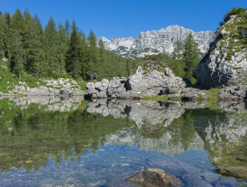 Triglav meren hike Slovenie