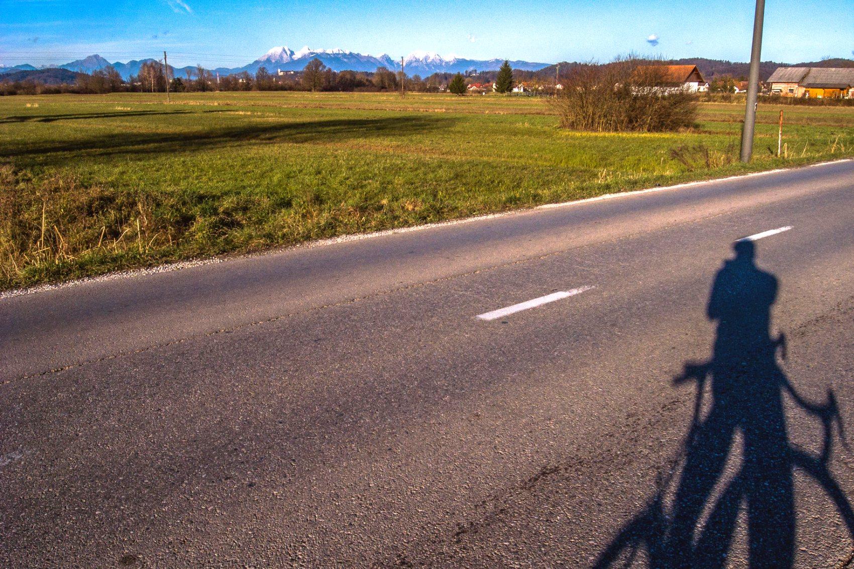 fietsen rond Ljubljana By Mark Koghee