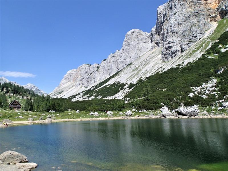 hiken in Slovenie wandelvakantie Triglav