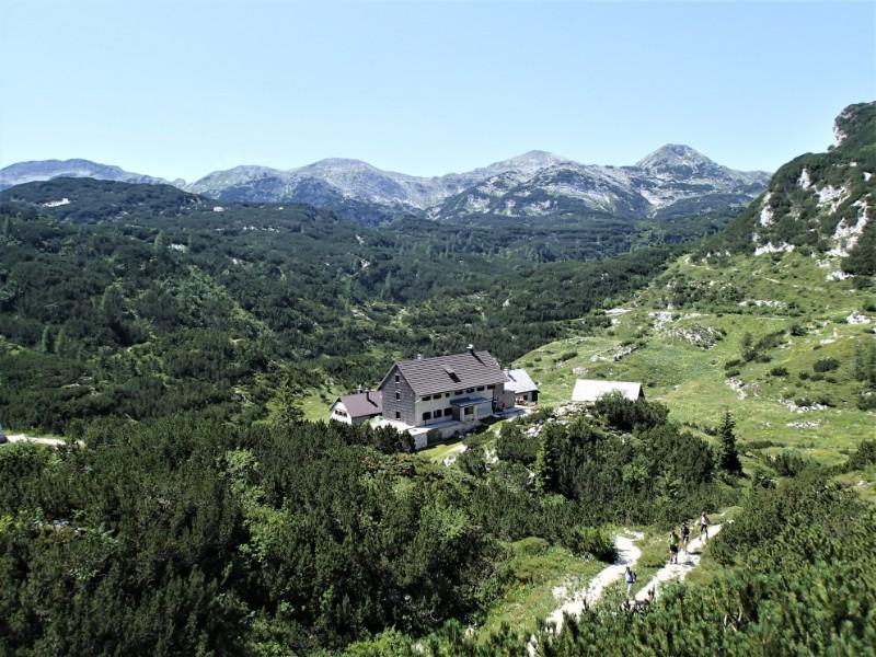 huttentocht Slovenie