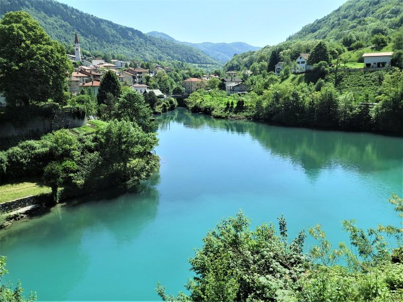 meren rivieren Slovenie
