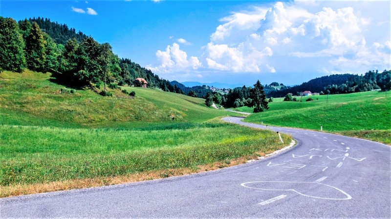 racefietsvakantie Slovenie