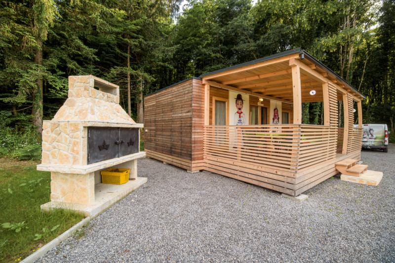 vakantiepark Slovenie