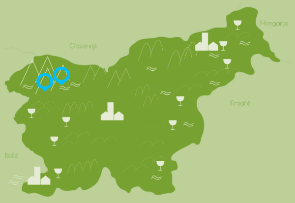 wandelvakantie Triglav nationaal park slovenie
