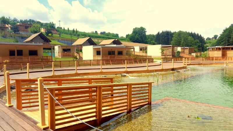 Biologisch-zwembad vakantie Slovenie