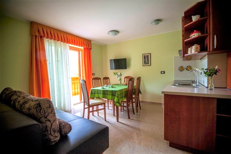 appartement Slovenie west