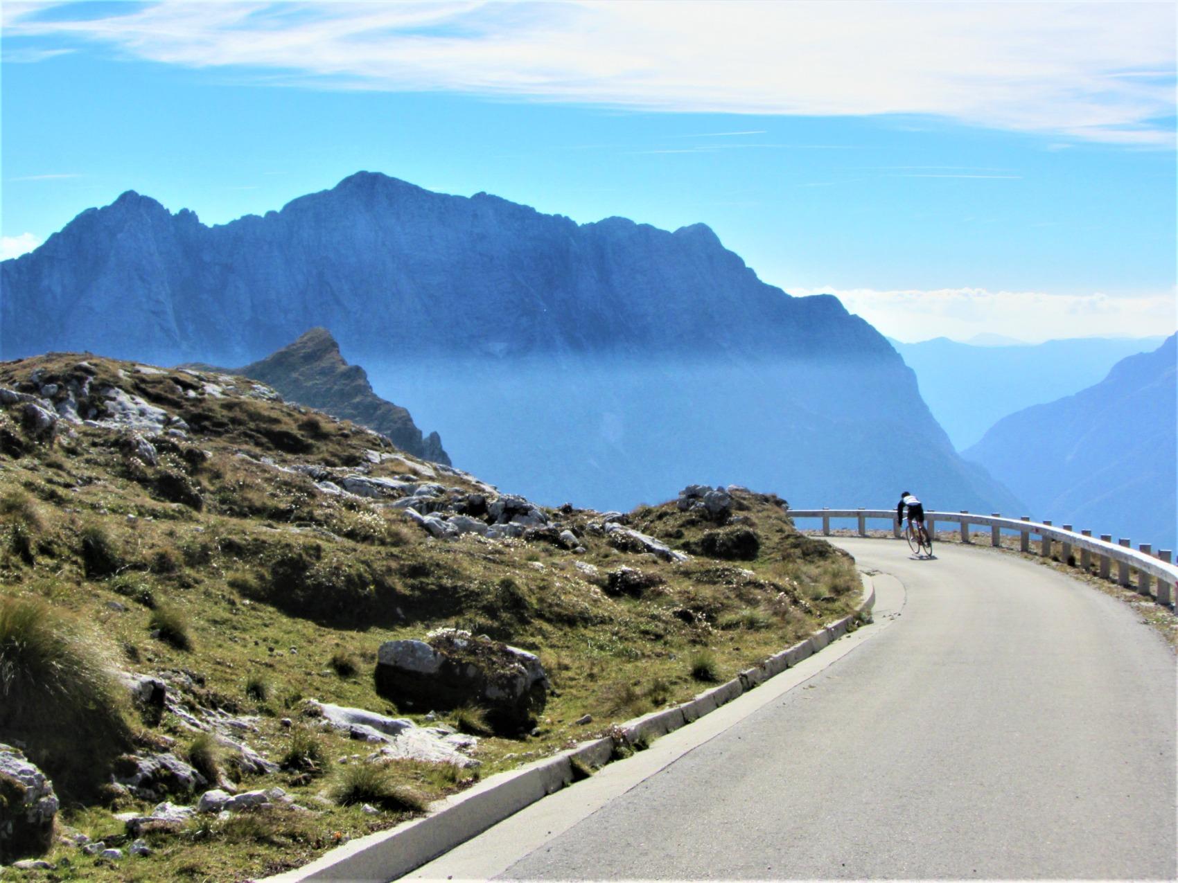 fietsvakantie Julische Alpen Slovenie