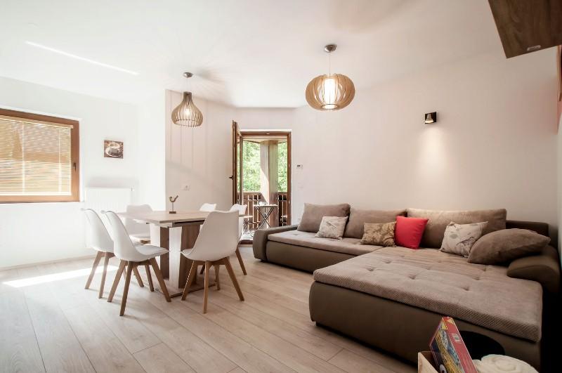appartement Bled en Bohinj Slovenie