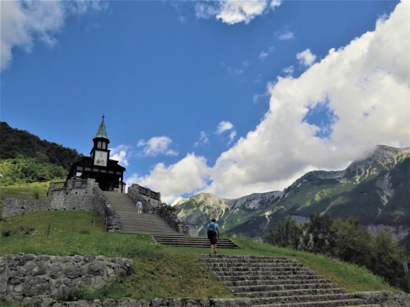 Eerstewereldsoordlog Slovenie Hike