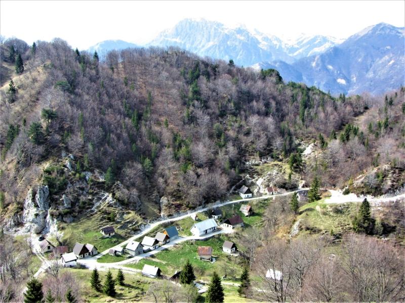 Kaas Wandelen Soca Vallei Slovenie