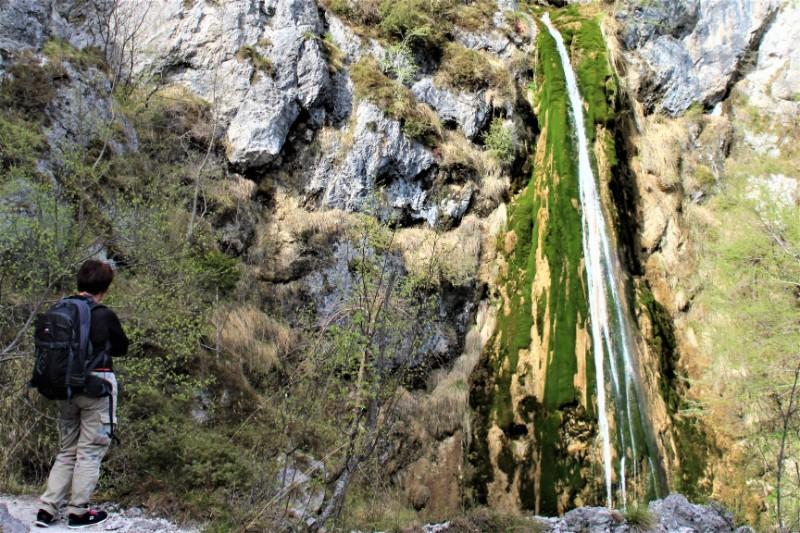 waterval Slovenie