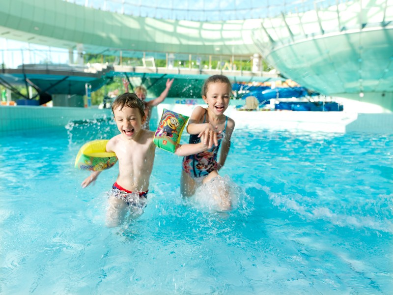 waterpark met thermale water Slovenie