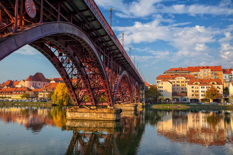 herfst Slovenie najaar reis Maribor