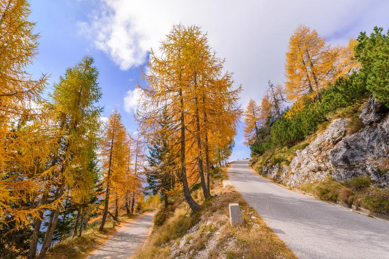 autovakantie Slovenie in najaar